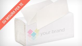 Applicazioni prodotti Tissue private label