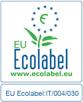 Certificato Ecolabel UE
